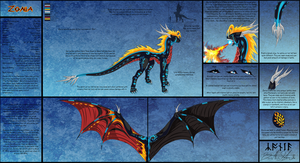 2012 Zonia Reference Sheet by Neffertity