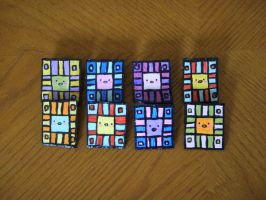 Cutest Squares Pins by FreshCrayons