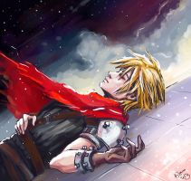 Cloud Strife by Rukinda