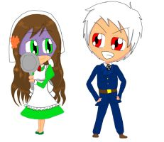 APH couples- Prungary: Kesese, I know you love me by ValentinaAmai