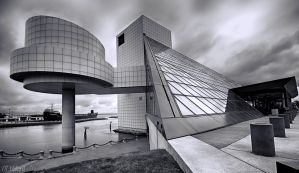 Cleveland: Rock and Roll Hall of Fame 2 by Recalibration