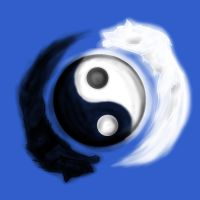 Yin and Yang by muffin-Z