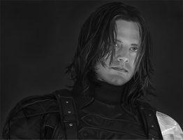 Winter Soldier by Die1991