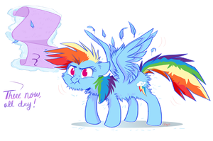 Dry Rainbow by Graystripe64