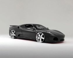 Ferrari F430 Carbon by john-mac-design