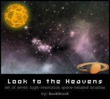 Look to the Heavens by RooKStocK