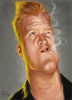 Josh Homme by Parpa