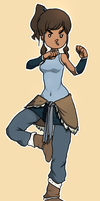 KORRA by shelbyllyn