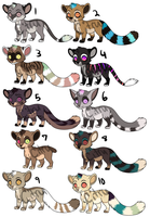 Adopts CLOSED by CitruAdopts