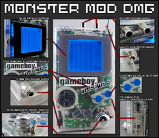 MONSTER DMG Specs by Thretris