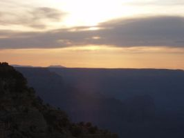 Grand Canyon III by rejectedrocker