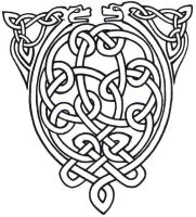 Celtic Knot 010 by ppunker