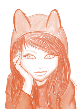 Me! by ChellizardDraws