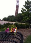 The Apple Family Midwest Vacation: Purdue Campus by Kaigen42