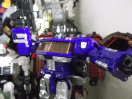 Diaclone Convoy! by forever-at-peace