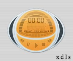 MP3 Player by xdls