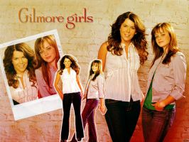 gilmore girls by maryad4