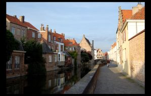Bruges III - Riding along by LostRomantic