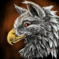 The Silver Griffin by SilverFlight