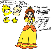 Daisy Not Included? 2 by AetherPrincess