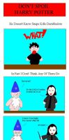 Don't Spoil Harry Potter by caycowa