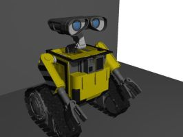Walle Color by daronzo83