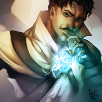 Dorian Pavus by WhiteVector