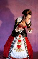 Queen of hearts01 by DigitalAlchemy-Stock