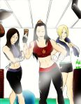 Unlikely band: Selfie at the Gym by Omnipotrent
