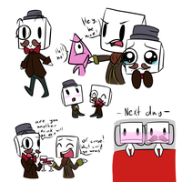 Doodles broz by Luckynight48
