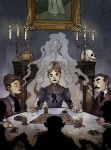 A Seance by snowapples