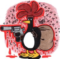 Feathers McGraw by EeyorbStudios