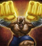 SAGAT - TIGEEER! - Street Fighter by GONZZO