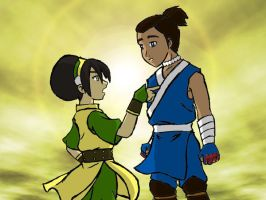 Tokka: Get Over it Sokka by EASTERNBORDER