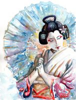 Geisha 00 by AVindas
