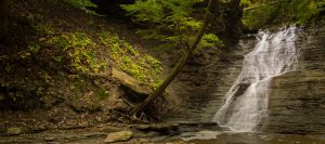 Buttermilk Falls by JJonesJr69