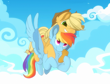 Flying by HiccupsTheNoodle