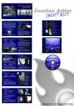Jacket Blue CD Layout by imagen