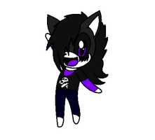 Bryce the emo hedgehog :New character FC: by CupidAngelWarrior