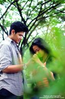 Dodit and Intan 03 by powerlogical