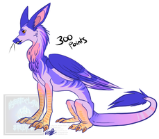 [Point Adopt] Eastern Dragon [CLOSED] by Linkaton