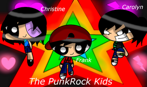 The day Is save or doom by the PunkRock Kids by Ello-Artists