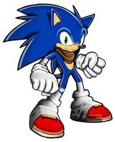 NEW SONIC 2014 by Miles-CHC