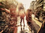 Chandni Chowk - The Other Side of Delhi by kodereaper