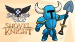 Shovel Knight Title Card by wibblethefish