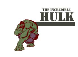 The Incredible Hulk by WillySperl