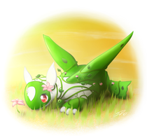 The Flower in the Field: Request for Mrmadmanx2 by streetdragon95