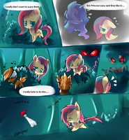 [MLP comic] Things to fear by AquaGalaxy
