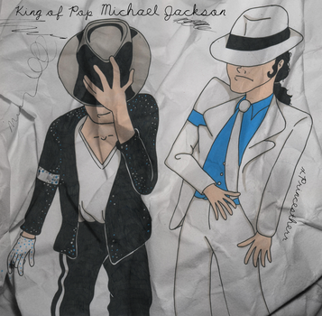 MJ Billie Jean-Smooth Criminal by xPrincEstherr