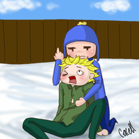SP: CraigTweek chibi by cacell